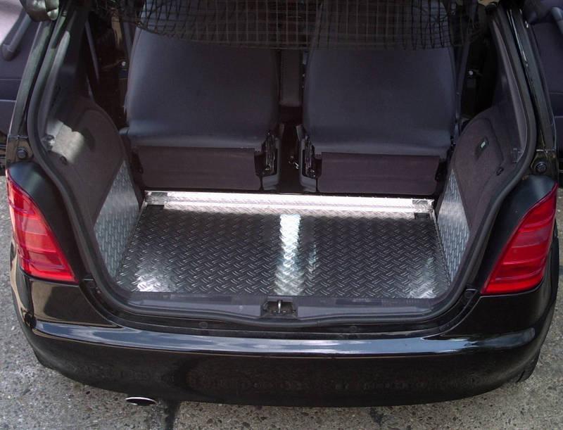 Ladefläche Mercedes Benz A Klasse W168