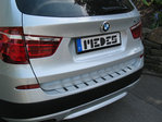 BMW X3 Typ F25 Alu-Ladekante Medes Stripes