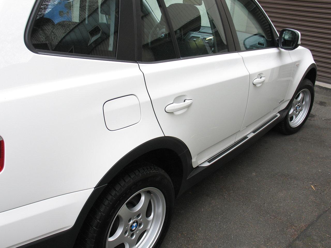 BMW X5 Typ E70//X70 Alu-Ladekante Medes Stripes